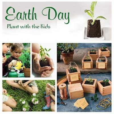 Earth Day {Party Ideas}