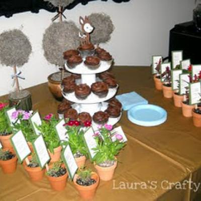 Enchanted Forest Baby Shower Baby Shower Games Tip Junkie