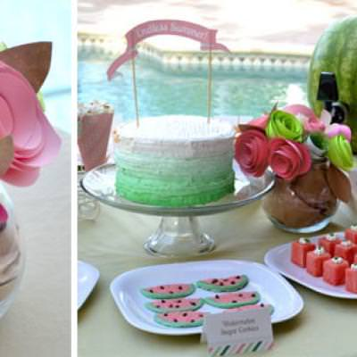 Endless Summer {Summer Party Themes}