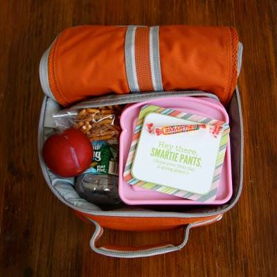 Hey There Smartie Pants {Back To School Ideas}