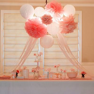 Paper party chandelier party decor tip junkie leave a reply cancel reply aloadofball Images