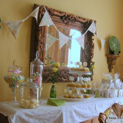 Pastel Jungle Baby Shower