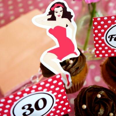Pin-Up Glam Party