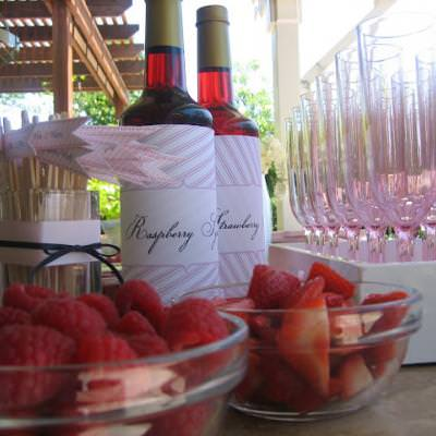 Pink Champagne Wishes {Bridal Shower}