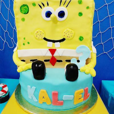 Spongebob Square Pants Party {Kids Birthday Party}