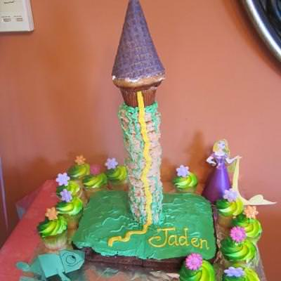 Tangled Birthday Party {Childrens Party}