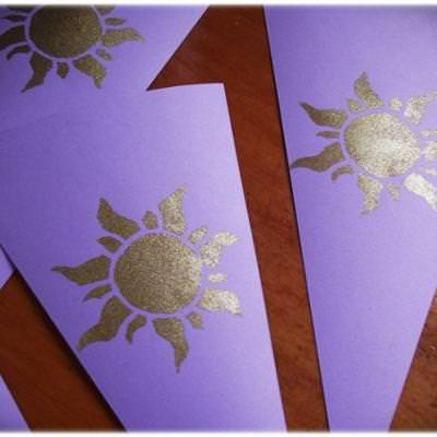 Tangled Party How To's and Printables