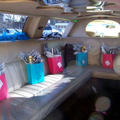 Teen Limo Party {18th Birthday Party Ideas}