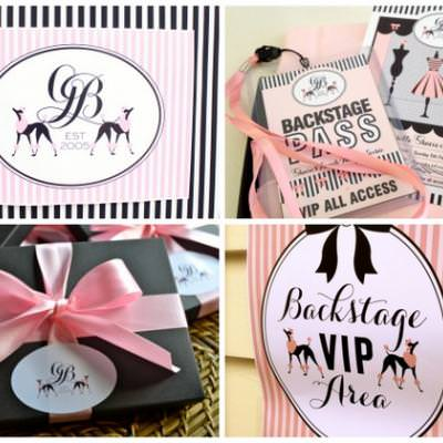 Tres Chic Parisian Poodle Party {Pet Party}