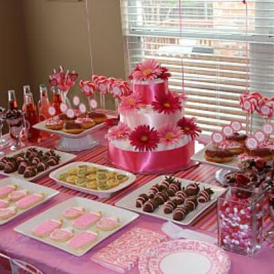 Baby Love  {Hosting a Baby Shower}