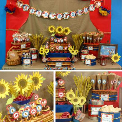 Western Theme Toy Story Kindergarten Graduation