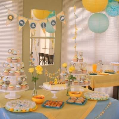 You Are My Sunshine Themed Birthday Party Tip Junkie