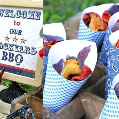 Ideas to Create the Perfect 4th of July BBQ {Barbecue}