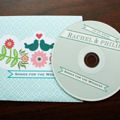 cd cover with birds {printable} | tip junkie, Powerpoint templates