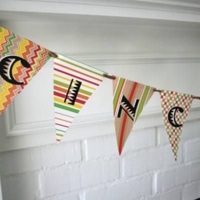 Cinco De Mayo Printable Banner {Free Party Printables}