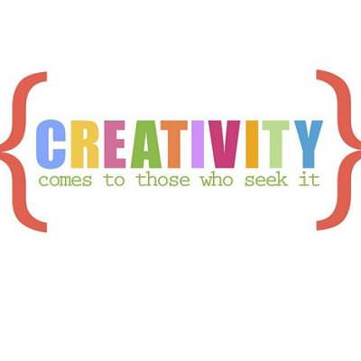 Creativity Print {Free stuff}
