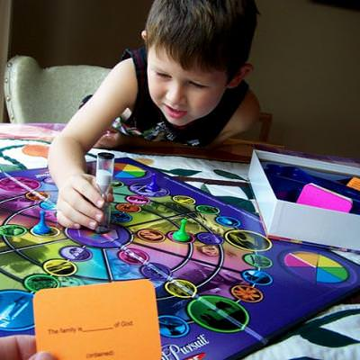 Family Proclamation Trivial Pursuit (free printable)