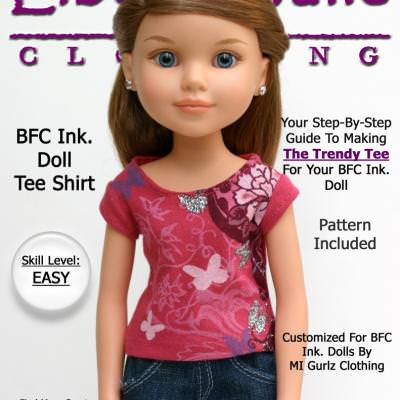 Free Printable Doll Clothes Patterns {Free Sewing Patterns} | Tip Junkie