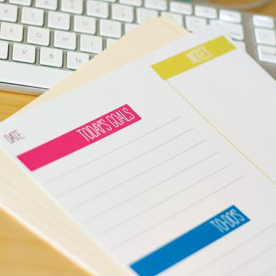 free printable to do list and appointment schedule printables