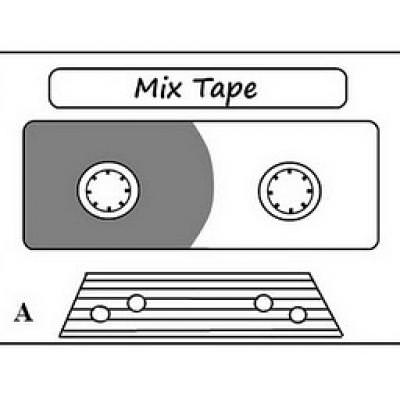 mixed tape cd cover | tip junkie, Powerpoint templates