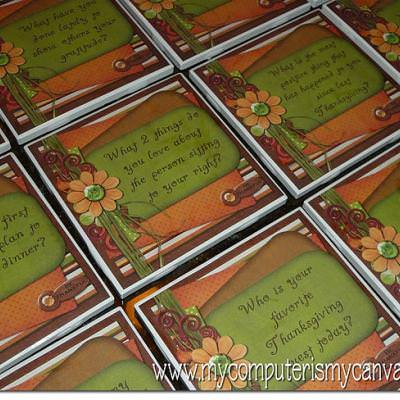 Place Cards or Food Labels