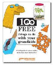 "Printable Book ""100 Free Things To Do With Your Grandkids"""