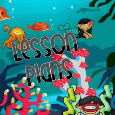 Printable Cover Page for Lesson Plans