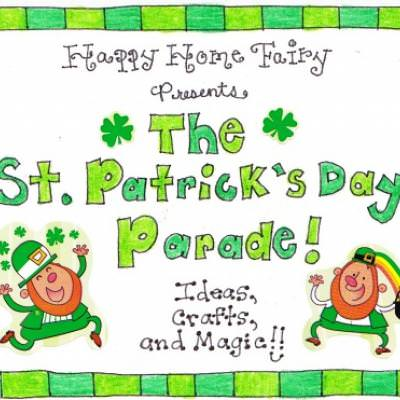 St. Patrick's Day Conversation Cards
