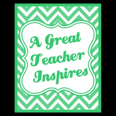 Teacher Appreciation Print Pack