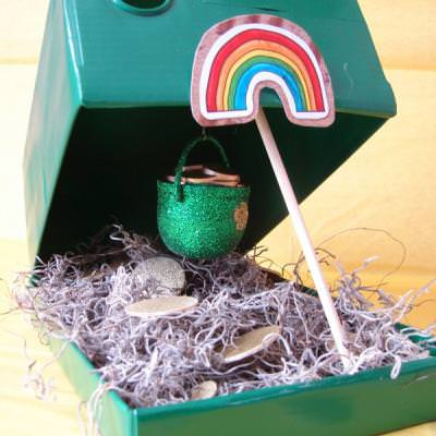 How To Build A Leprechaun Trap {Leprechaun Trap}