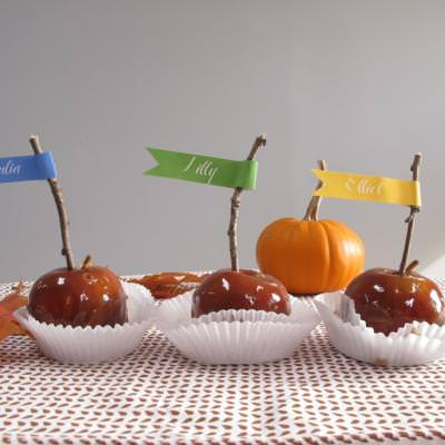 Kids Thanksgiving Table Decorations Tip Junkie