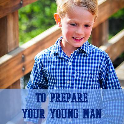 24 Ways to Create a Gentleman in Your Son {Parenting}