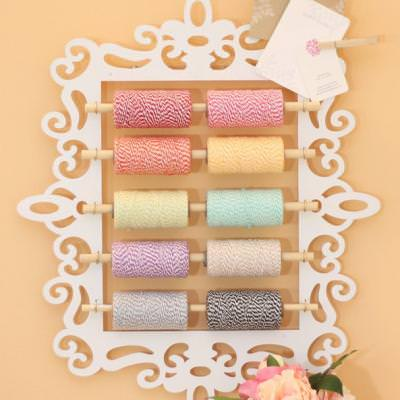 Baker's Twine Organizer {how-to}