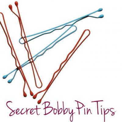 Bobby Pin 101 {Hair Accessories}