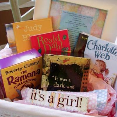 Bookclub Gift For A New Baby