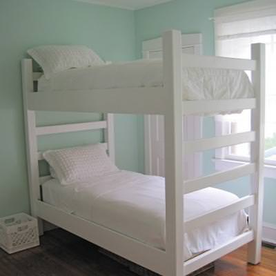 Build Your Own Bunk-beds {Beds}