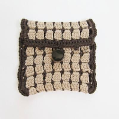 Business Card Holder {Crochet Projects}