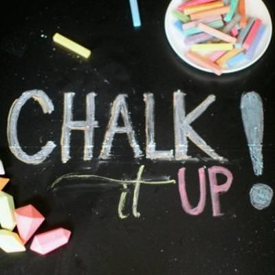 Chalk Party {childrens party}