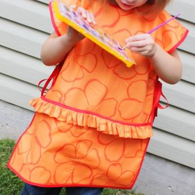 Children's Art Smock {Children's}