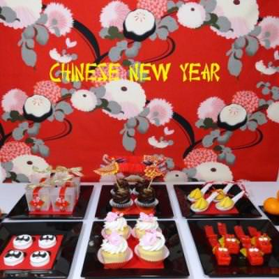 Chinese New Year Party {food themes}