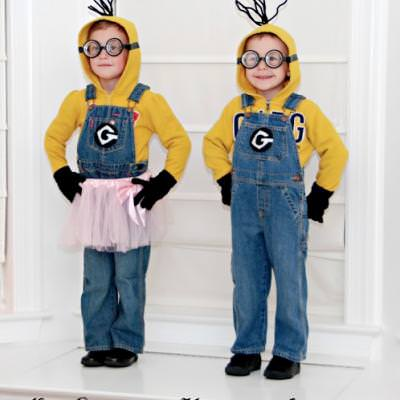 Despicable Me Minion Costumes halloween costume ideas & Despicable Me Minion Costumes halloween costume ideas | Tip Junkie