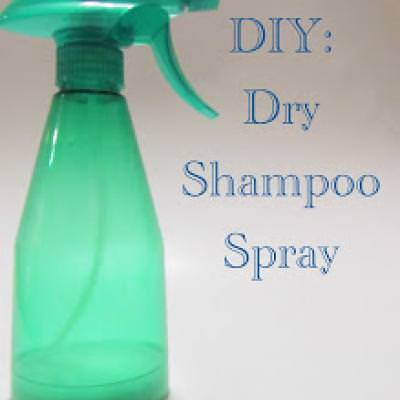 Dry Shampoo DIY {Hair Care}
