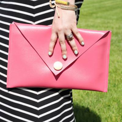 Envelope Clutch DIY {Clutch}