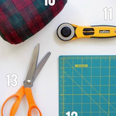 Essential Sewing Tools {Measuring Tools}
