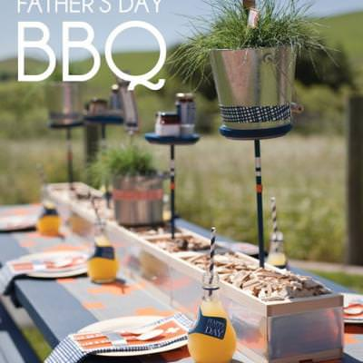 Father's Day BBQ {Father's Day Gatherings}
