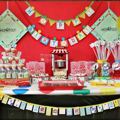 Game Night Party {party tips}