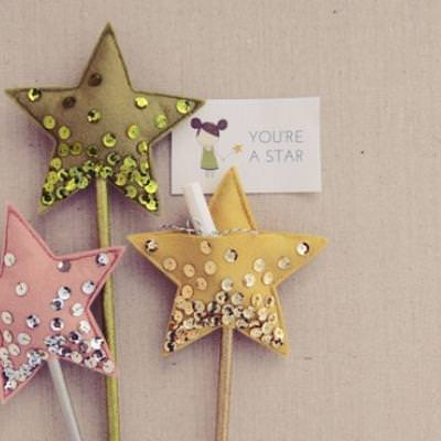 Magic Wand DIY {Toys}