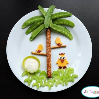 Making Lunch Time Fun {Picky Eaters}