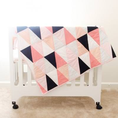 Modern Ombre Quilt {Blankets and Quilts}