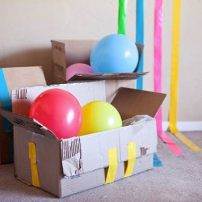 Moving Party {unique party themes}
